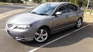 2006 Mazda Mazda3 Sedan Winston Hills Parramatta Area Preview