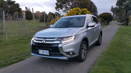 2016 Mitsubishi Outlander 7 seater Otago Clarence Area Preview