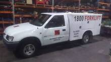 2001 Holden Rodeo Other Laverton North Wyndham Area Preview