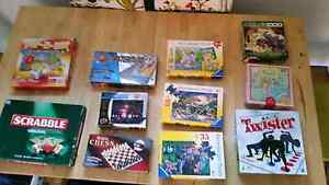 Ravensburger Puzzles and Board Games - Excellent Condition Maroubra Eastern Suburbs Preview