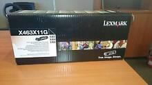 Lexmark genuine cartridges & photoconductors Valentine Lake Macquarie Area Preview
