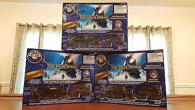 Lionel POLAR EXPRESS Train Set G Gauge READY TO RUN Christmas Tree 7-11022