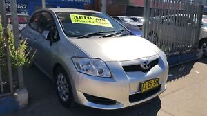 2008 Toyota Corolla Ascent Hatch ! Serviced & Inspected ! Auto !  Granville Parramatta Area Preview