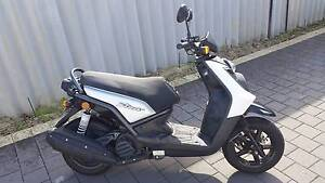 YAMAHA 125 SCOOTER FUN FAST CHEAP Bedford Bayswater Area Preview