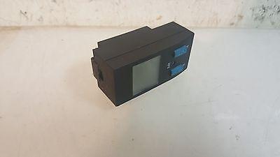 Festo Digital Pressure Sensor, SDE1-D10-G2-R18-C-P1-M8, Used, Warranty