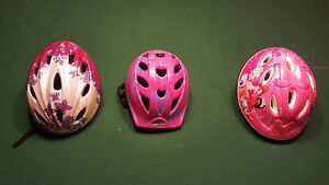 Youth helmets  $10 each excellent condition!
