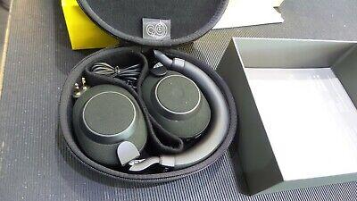 Jabra Elite 85h Wireless Noise Canceling Over-the-Ear Headset - Black Jabra Over The Ear Headset