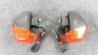 Rear Indicator Flasher Set Honda RVF400 NC35 CBR250 CBR400 Quality Pattern Parts