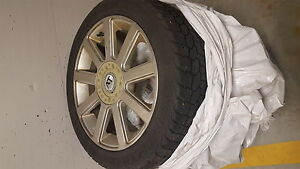 17 inch rims with tires