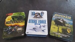 3 Set Collection of DVD's