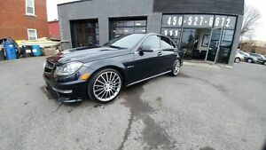 2013 MERCEDES-BENZ C63 AMG - CLEAN CARPROOF