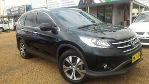 Honda CR-V  2013 - 4WD 4Cyl  2.4L , Auto Harris Park Parramatta Area Preview