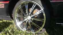 19 inch wheels 3 weeks old Wollongong 2500 Wollongong Area Preview