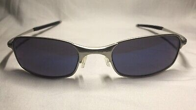 Oakley Square Wire 2.0 Sunglasses with Original Metal Vault Case for sale  Shipping to India