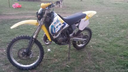 Husky WR125 2t Kyogle Kyogle Area Preview