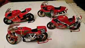 1/12 scale  model  motor bikes for sale Pooraka Salisbury Area Preview