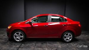 2015 Chevrolet Sonic LTZ Auto TURBO! BLUETOOTH! USB! POWER EV...