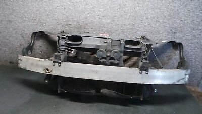 1Y145-57 Mercedes W203 CL 180 Komp. Schlossträger Frontmaske Kühlerpaket