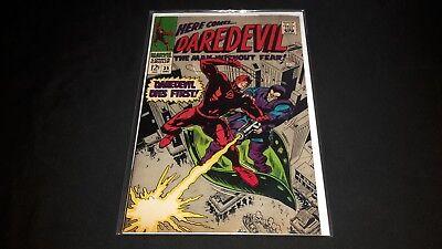 Daredevil #35 - Marvel Comics - December 1967 - 1st Print