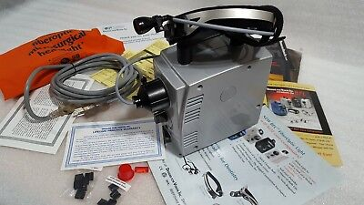 Designs For Vision Inc Fiber Optic Light Source W Dental Telescope Headlight