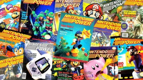 Nintendo Power Magazines with Posters Pick Your Issue
