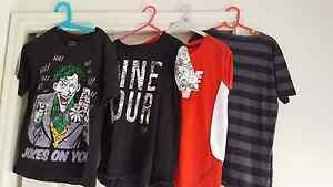 9 x Boys tshirts size 10 Flinders View Ipswich City Preview
