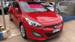 2012 Hyundai i30 Active ! Serviced & Inspected ! Like New !  Granville Parramatta Area Preview