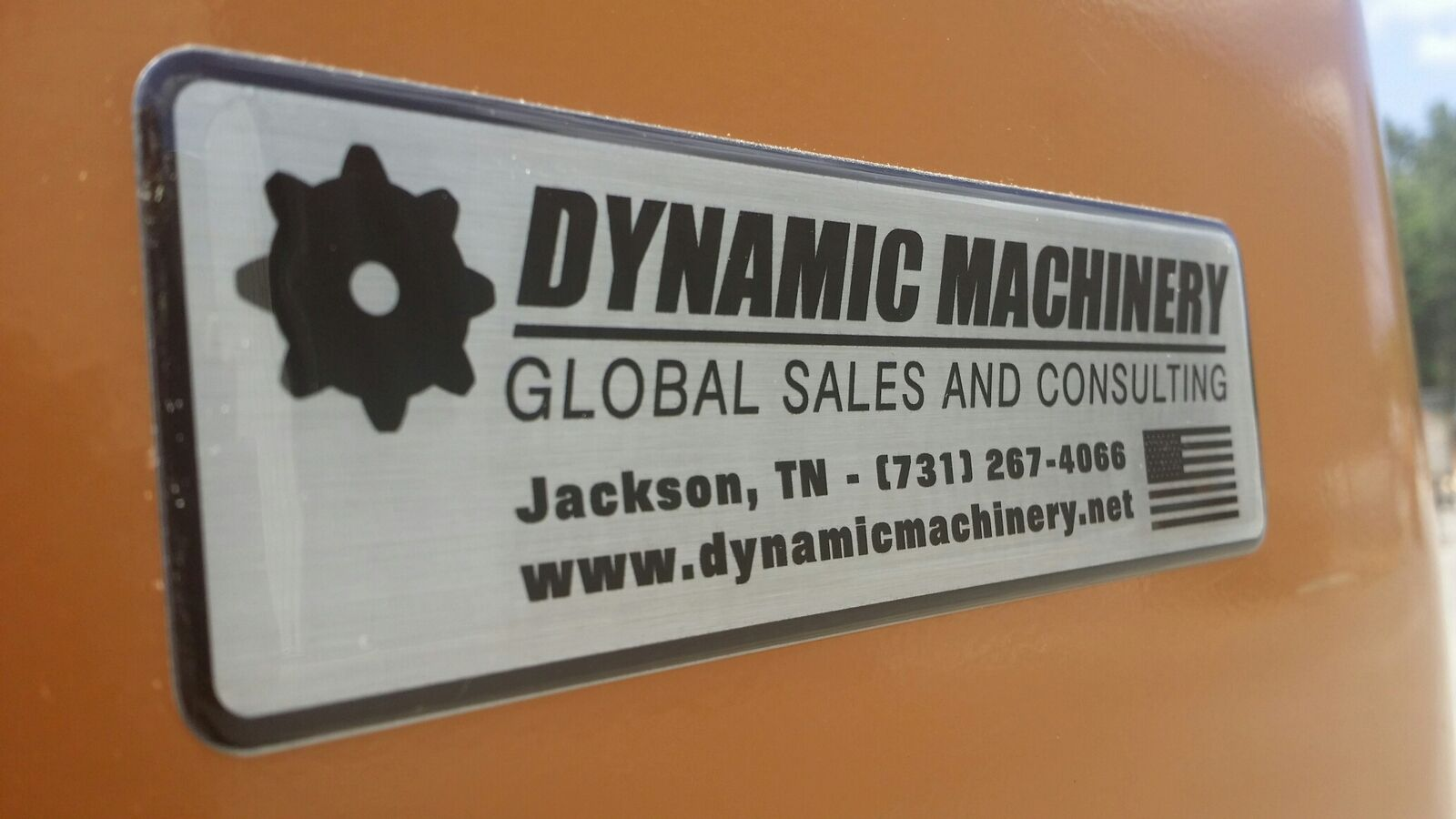 DYNAMIC MACHINERY