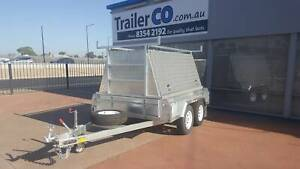 New Galvanised 8x5 2000kg Tradesman Trailer with Aluminium top. Hindmarsh Charles Sturt Area Preview