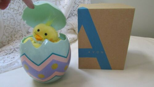 "Avon Musical Chick in Egg ""The Chicken Dance  5"""