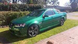2011 Holden Commodore VE SV6 Thunder Ute Blue Haven Wyong Area Preview