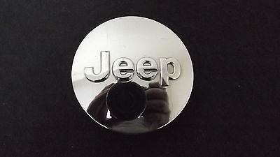 Jeep Grand Cherokee Wrangler Liberty Compass Wheel Center Cap 1LB77TRMAB Chrome