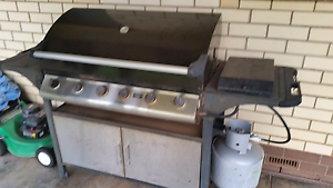 6 burner bbq Virginia Playford Area Preview