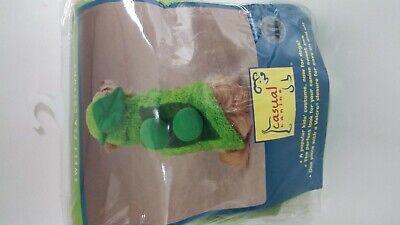 Green Pea Costume (Casual Canine Sweet Pea Costume -)