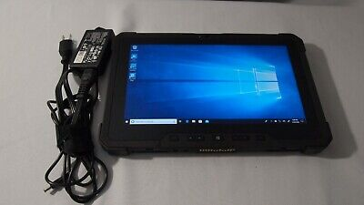 Dell Latitude 12 Rugged 7202 HD Tablet 8GB 128GB Win 10 Pro,one battery included