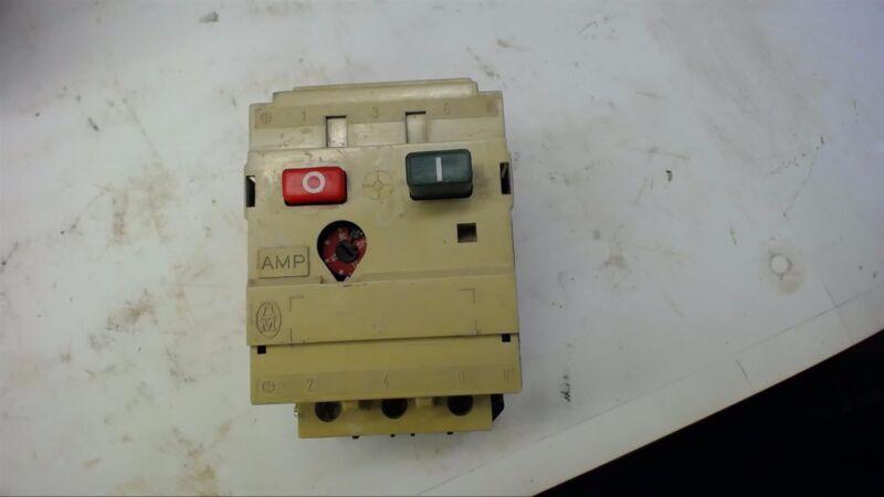 Klockner-Moeller Pkzmo-16.0 10-16 Amp Starter, Motor Protector