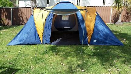 Adventuridge 6 person tent Caringbah Sutherland Area Preview