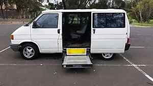 Volkswagen Transporter with disability lift Meadow Heights Hume Area Preview