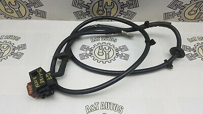 AUDI Q7 3.0 TDI POSITIVE BATTERY WIRING LOOM CABLE WITH JUMPER POINT 2006-2012