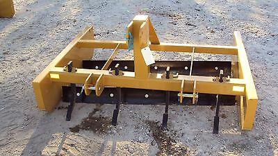Dirt Doggrb60 3pt. 5 Bionic Grader W Rippers