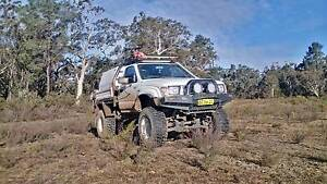 1998 Toyota Hilux Ute Lifted 4X4 Glen Alpine Campbelltown Area Preview