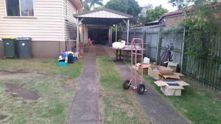 Garage sale 6am-12pm today 10/10 and sunday 11/10 Wynnum Brisbane South East Preview