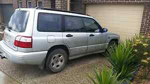01 FORESTER MANUAL 87000KM  WITH BOOKS SWAP Mernda Whittlesea Area Preview