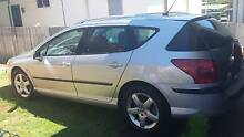 2005 PEUGEOT 407 AUTO DIESEL WAGON (STAT WRITE OFF) Muswellbrook Muswellbrook Area Preview