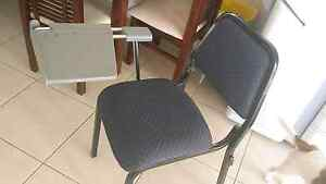 6 x Student Lecture Chair with Side Desk/Table Bethania Logan Area Preview