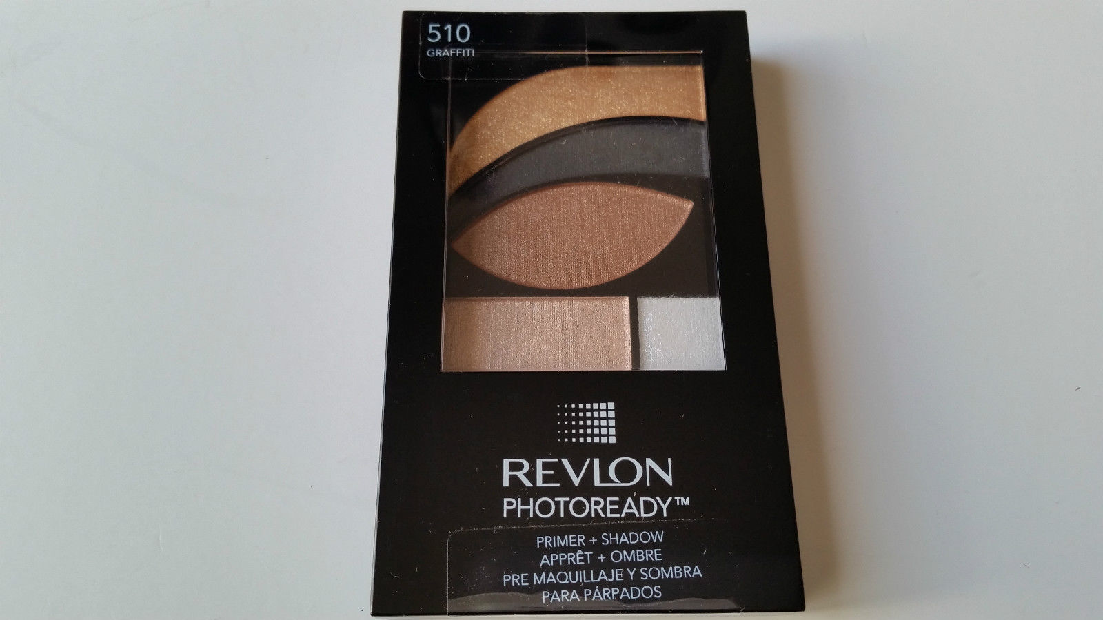 OMBRETTO REVLON PHOTOREADY PRIMER + SHADOW GRAFFITI 510 2.8G
