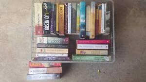 Novels for summer reading SOLD pending pickup