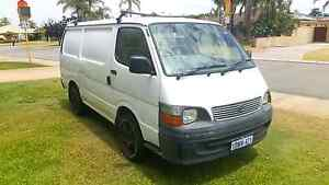 2001 Toyota Hiace great van $3800 Thornlie Gosnells Area Preview