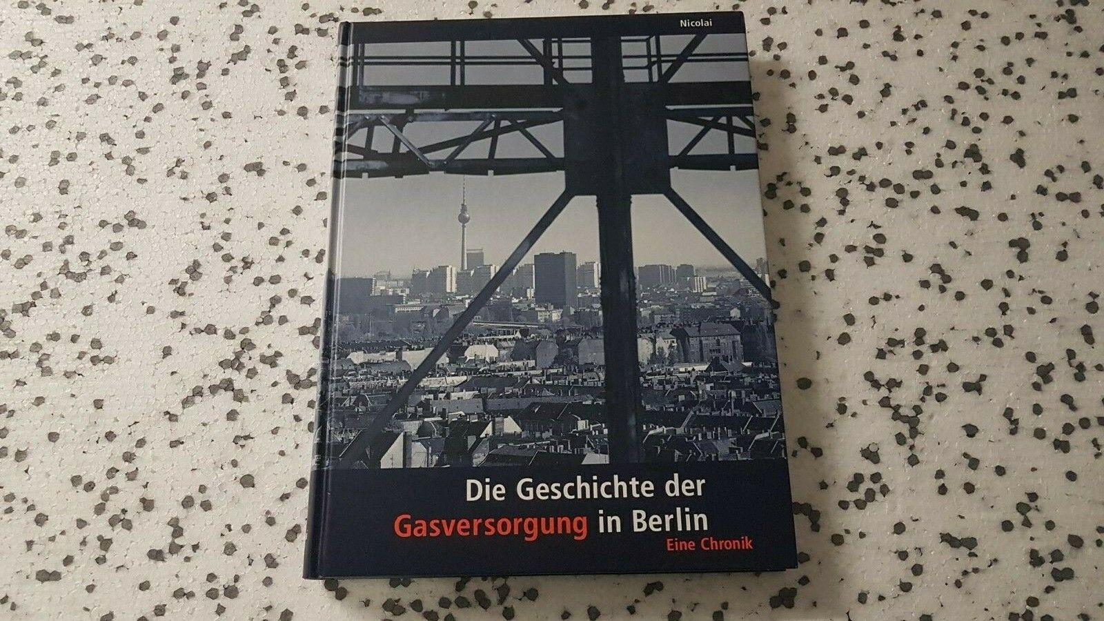 DIE GESCHICHTE DER GASVERSORGUNG IN BERLIN