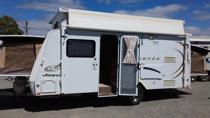 Jayco Expanda Pop Top St Marys Mitcham Area Preview